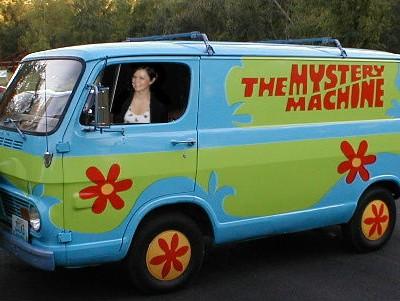 Summer Holidays: No Mystery Machine