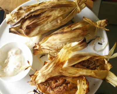 Welcome Back Tamales: Mexico!!!