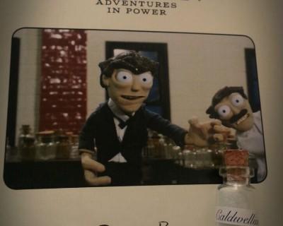 Shit Kringle and Edison