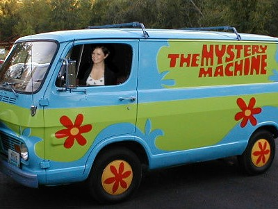 Summer Holidays: No Mystery Machine