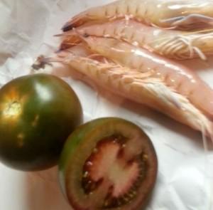 tomato-shrimp