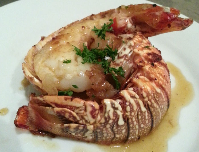 Island Food: Lobster *droool*